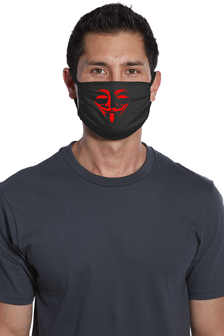 Fawkes Face Mask