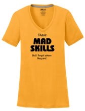 Mad Skills Womens T-Shirt