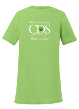 Prevent CDS  Womens T-Shirt