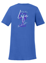 Essentials of Life Friends and Wine Womens T-Shirt