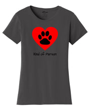 Dog Love Womens T-Shirt
