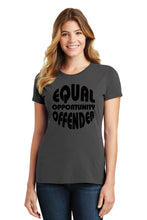 Equal Opportunity Offender Womens T-Shirt