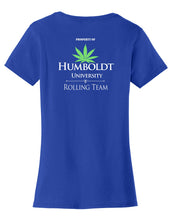Humboldt University Rolling Team Womens T-Shirt