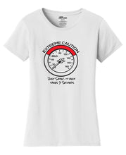 0-Bitch in 3 Seconds Womens T-Shirt