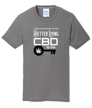 CBD Key to Better Living Mens T-Shirt