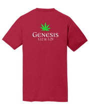 Genesis 1:12 and 1:29 Mens T-Shirt