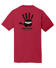 Jeep Wave Family Mens T-Shirt
