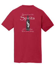Wine Spirits Mens T-Shirt