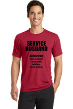 Service Husband Mens T-Shirt