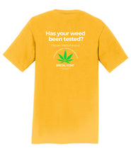 Official Weed Tester Mens T-Shirt
