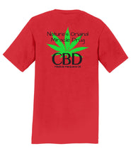 Nature's Original Miracle Drug CBD Oil Mens T-Shirt