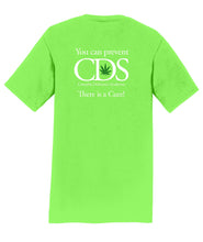 Prevent CDS Mens T-Shirt