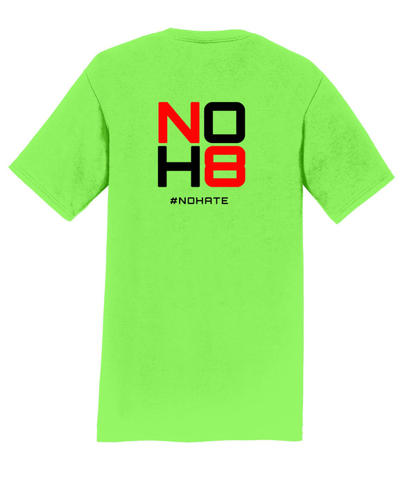 NOH8 #NoHate Mens T-Shirt