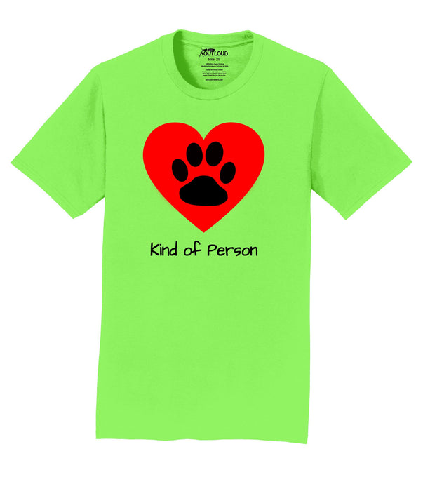 Dog Love Mens T-Shirt