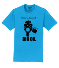 Support Big Oil Mens T-Shirt