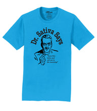 Dr. Sativa Mens T-Shirt