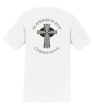 Proud to Be Christian Mens T-Shirt