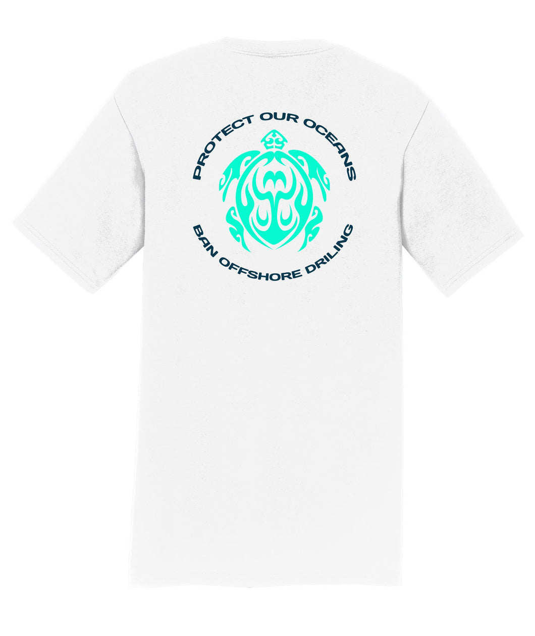 Protect Our Oceans.  Mens T-Shirt