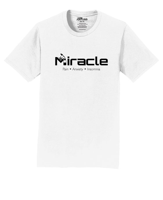 Cbd Miracle Dropper Mens T-Shirt