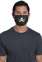 Pirate Face Mask