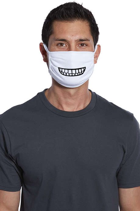 Smily Face Mask
