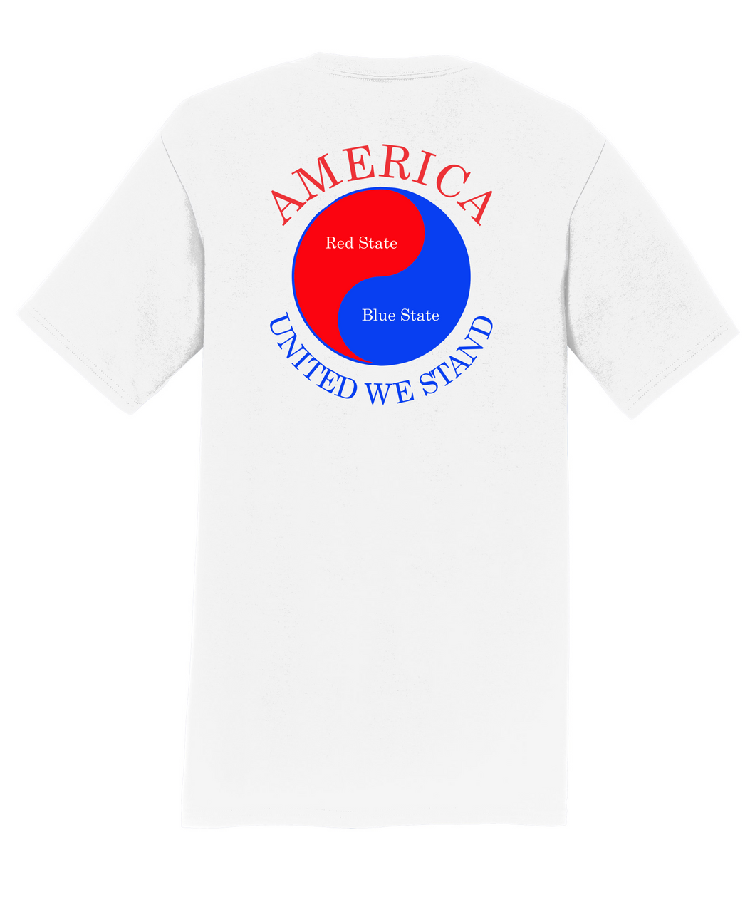 America United We Stand T-shirt