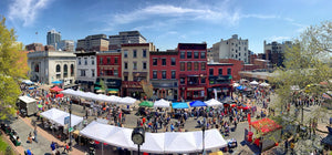 Celebrate Music and the Arts at the Hoboken Spring Arts & Music Festival