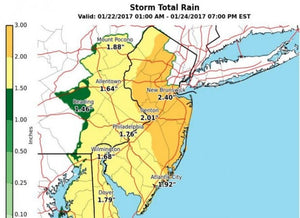 Nor'easter triggers winter storm and flood watches in N.J.