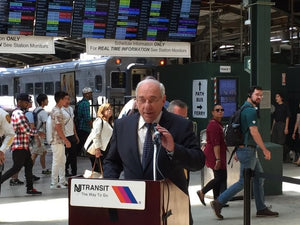 NJ Transit commuters' long nightmare coming to an end