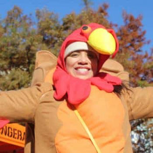 These 'turkeys' took on Hoboken race