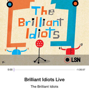 Last Weekend Hoboken - Brilliant Idiots Live EP, Athleta Hoboken, All That Jazz and more