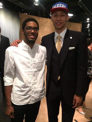 Cousin of Sixers NBA top draft pick Ben Simmons killed in hit-and-run