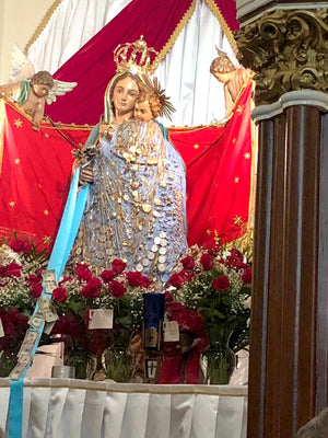 Bona Festa! 93rd Annual Procession in Honor of The Madonna dei Martiri