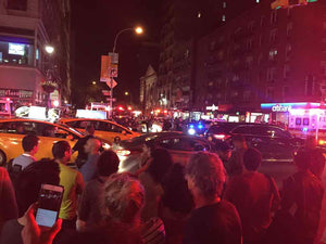 New York explosion leaves 25 injured in Chelsea