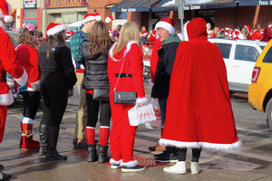 How Hoboken SantaCon descended into a drunken violent day