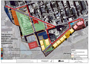 Hoboken Introduces Southwest Redevelopment Plan & Seeks to Acquire Land to Expand Southwest Park