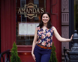 Hoboken Resident Holds It Down at the NICU and Amanda's Restaurant