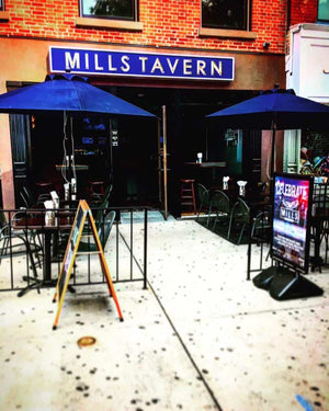 Where To Drink Right Now: Mills Tavern