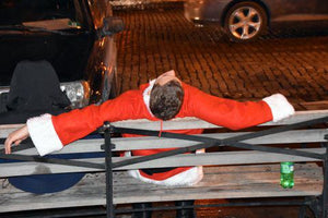 Rich in 'blood money,' SantaCon faces review for possible ban