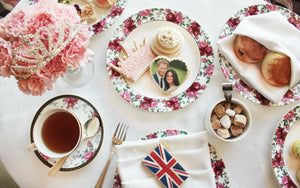 Local Businesses in Hoboken Host Royal Wedding Breakfast Reception
