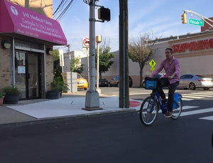 Hoboken and Jersey City have a bike sharing problem. Can companies cross city lines?