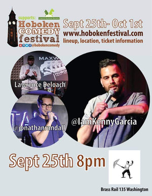 The Hoboken Comedy Festival is Everywhere