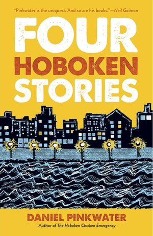 Hoboken Book Club: Four Hoboken Stories