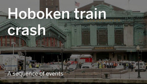 Full rail service to be restored at Hoboken terminal Monday