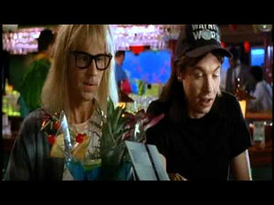 We're not worthy! 'Wayne's World' heads back to theaters for 25th anniversary