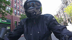 Motorcycle Riding around Hoboken NJ