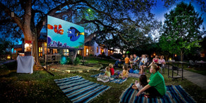 Mile Square City's Movies Under the Stars