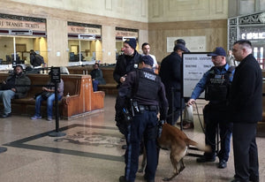 Constitutionality of NJ Transit's waiting room ban questioned