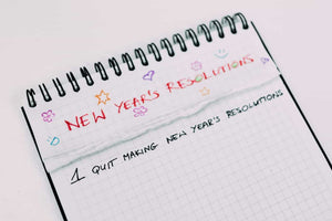 Very Hoboken New Year's Resolutions