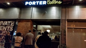 Chef Anthony Pino Unveils Porter Collins, His Newest Hoboken Dining Experience
